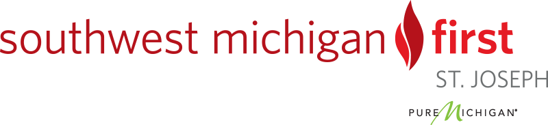 Southwest Michigan First logo
