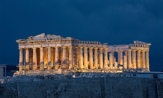 Photo of Athens Acropolis Parthenon