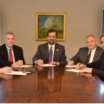 Glen Oaks Community College and Western Michigan University sign reverse transfer agreement