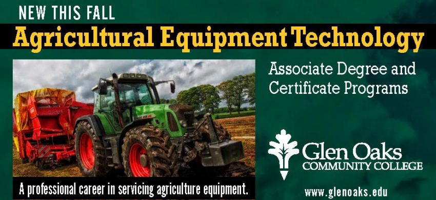 Agricultural Equipment Technology Banner