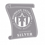 Michigan Veterans Affairs Agency - Silver Level logo