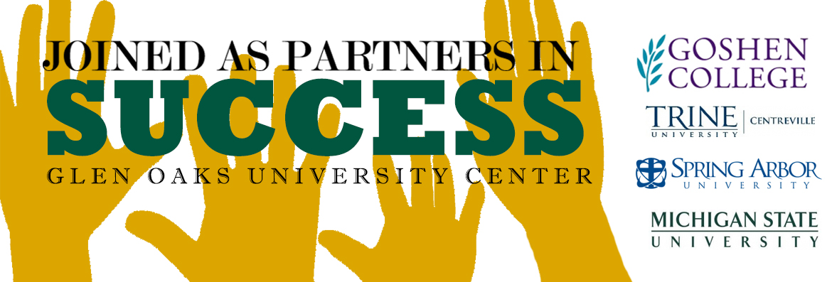 The University Center at GOCC includes our partner schools.