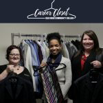 Glen Oaks opens Career Closet to assist students with professional attire