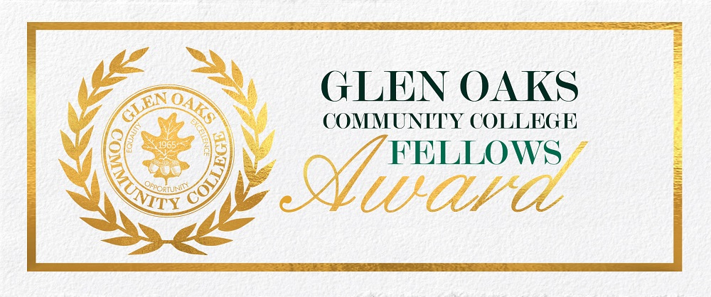 Glen Oaks Community College Fellows Award