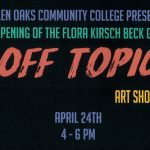 Second-year art students to exhibit work in new Flora Kirsch Beck Art Gallery – Wed., Apr. 24