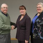 GOCC Foundation recognizes  Dr. Phil Ward for 40 years of service