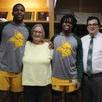 Glen Oaks athletes receive Jim Bishop Scholarships
