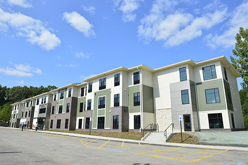 Devier Student Suites residence hall