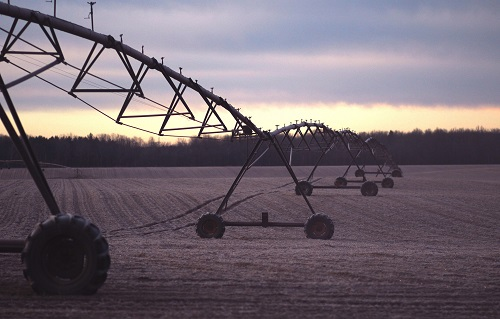 Mechanical Irrigation