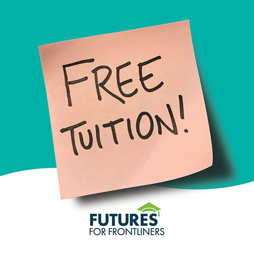 Free Tuition for Frontliners