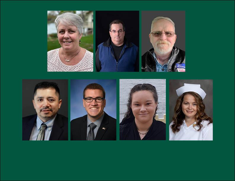 2021 Award Recipients