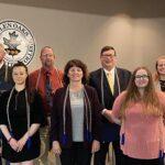 Glen Oaks Epsilon Pi Tau chapter inducts eight new members